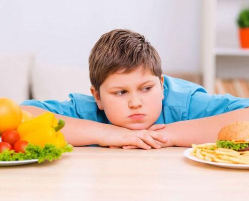 Obesidad Infantil Centro de cardiología Loubad Iriarte