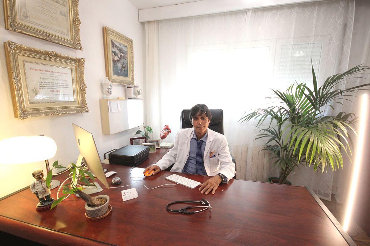 Cardiólogo Akram Loubad Sabadell