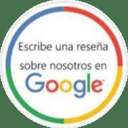 Escribe reseña en Google